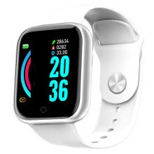 webcams-Smart Watch Fitness Bracelet Activity Tracker Heart Rate Monitor Blood Pressure Bluetooth Watch on JD