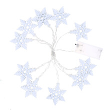 Smartbrave Christmas String Lights Wedding Xmas Party Decor Outdoor Indoor Lamp 1.5M 10 LED