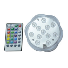 Smartbrave Waterproof Reusable Submersible Wedding Light Lamp With Remote Control