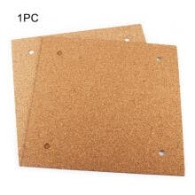printer-supplies-Hot Bed Bottom Parts Plate Cork Square 3D Printer Insulation Board For Ender 3 on JD
