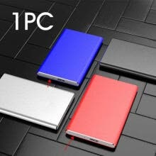 external-hard-drives-2.5inch External Hard Drive For Laptop Plug And Play USB 3.0 500G 1T 2T Disk on JD