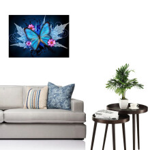 5D Diamond Rhinestone Pasted Embroidery Painting Cross Stitch Home Decor