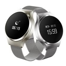 add-on-cards-Smart bracelet heart rate, blood oxygen, blood pressure, fatigue, exercise, sleep monitoring remind watch Bluetooth smartwatch on JD