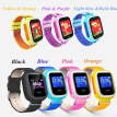 Kids GPS Safe Smart Watch Phone SOS Call Anti Lost Waterproof Tracker Watch