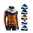 New Brand selling men's head hit color Mens Fleece Hoodie Jacket special offer wholesal trade hoodies