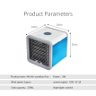 TINTON LIFE Portable Mini Air Conditioner Fan Personal Space Cooler The Quick Easy Way to Cool Any Space Home Office Desk