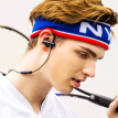 QCY QY11 Professional Wireless Sport Stereo Bluetooth Headset Music Headset Smart Bluetooth 4.1 Universal Black