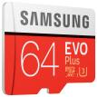 Samsung EVO Plus memory card Upgraded version,64GB