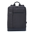 MI Classic Business Backpack Laptop Bag 15.6-Inch Fashion Backpack Black
