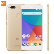 "Global Version Xiaomi Mi A1 4GB 64GB Smartphone Snapdragon 625 Octa Core 5.5"" FHD Display Dual Cameras 12MP+12MP Android 7.1.2"