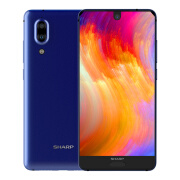 "SHARP AQUOS S2 Chinese Version Smartphone 5.5"" 4GB/64GB, Blue"