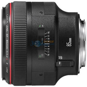 Canon (Canon) EF 85mm f / 1.2L II USM telephoto zoom lens