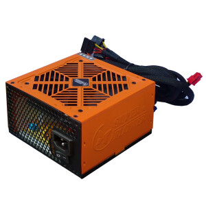 Zhenhua (SUPER FLOWER) rated 500W iceberg Kingdee 500 combat version of power (80PLUS Gold / support SLI / 5-year warranty)