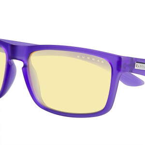 GUNNAR Intercept Water Purple Mirror Amber Lens Anti Radiation Anti Blue Light Eyewear