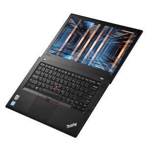 Lenovo ThinkPad T480 (65CD) 14-inch thin and light notebook (i5-8250U 8G 256GSSD 2G alone FHD Win10 dual battery)