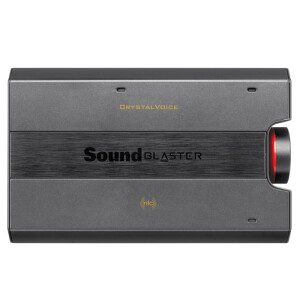 Creative Sound Blaster E5 amp NFC Bluetooth connection high resolution portable headphone amplifier external sound card