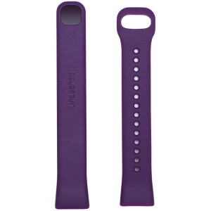 Lifesense MAMBO5 wristband red (without host)