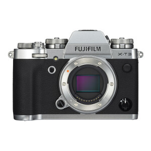 Fuji (FUJIFILM) X-T3/XT3 XF23 micro single silver body camera 2610 million pixels folding touch screen 4K
