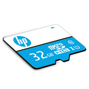 HP 32G TF (MicroSD) memory card U1 C10 high-speed mobile version read speed up to 100MB / S compatibility