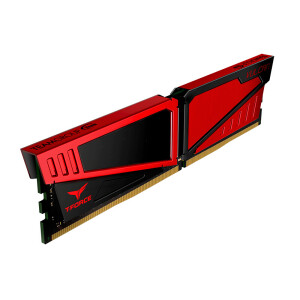 Team Vulcan Series DDR4 2666 8GB Red Desktop Memory