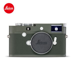 Leica M10-P rangefinder classic digital camera Safari special edition 20015