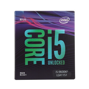 Intel i5-9600KF Core Six Core Boxed CPU Processor