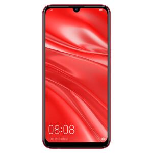 Huawei HUAWEI enjoy 9S 4GB+128GB coral red full Netcom 24 million super wide-angle three-photo pearl screen large storage mobile Unicom Telecom 4G mobile phone dual card dual standby