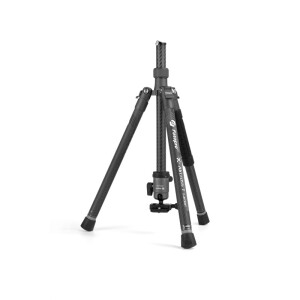 Fotopro x aircross 1C Air No. 1 with PTZ professional outdoor portable carbon fiber tripod matte gray