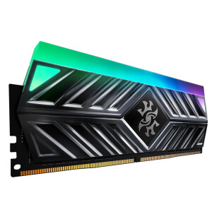ADATA XPG-Longyao D41 DDR4 2666 Frequency 8G glare desktop memory module (RGB light bar)