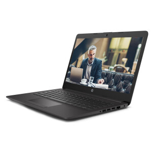 HP 246 G7 14-inch laptop (i5-8265U 4G 500G 2G alone significantly Win10 one year home) black gray silver