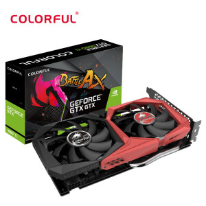 Colorful Tomahawk GeForce GTX 1660 Ti 6G esports game graphics card