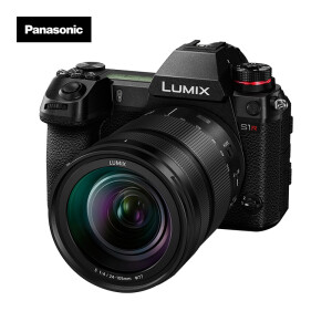 Panasonic S1RM full frame without anti-digital camera single / micro single 24-105mm lens set (47.3 million effective pixels 4K 60P 5-axis anti-shake)