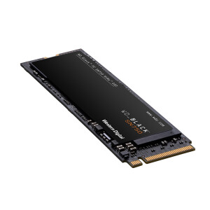 Western Digital 250GB SSD Solid State Drive M.2 Interface (NVMe Protocol) Black Series SN750-Game Performance Edition | Five Year Warranty