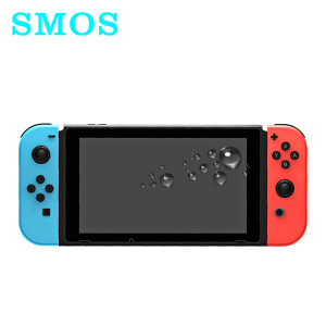 SMOS Nintendo Switch host NS Hyun purple anti-blue tempered film eye protection anti-fingerprint protective film