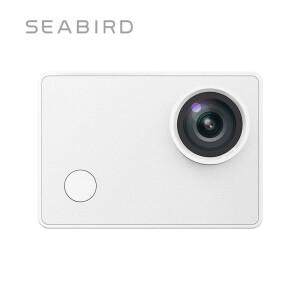 Seabird motion camera vlog small camera true 4K30 frame outdoor diving riding ski white lasting battery life