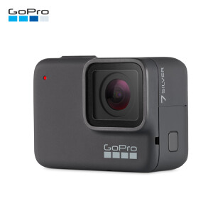 GoPro Sports Camera GoPro HERO7 Black Black 4K Outdoor Underwater Diving Video Live Camera Shorty Stand Set Gift Box (with SD Card)