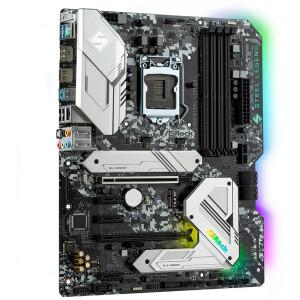 ASRock Z390 Steel Legend motherboard (Intel Z390/LGA 1151)