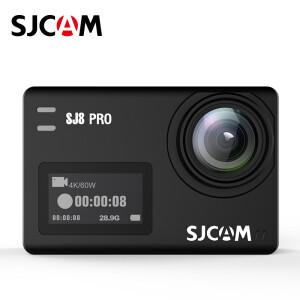 SJCAM SJ8PRO sports camera underwater diving 4K outdoor HD sports anti-shake waterproof camera luxury suit