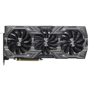 ZOTAC RTX2080-8GD6 Player Power Extreme PGF OC12 Eat Chicken Graphics / Game E-sports Desktop Independent Graphics 1515-1890/14000MHz
