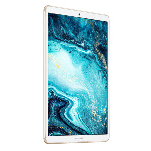Huawei Tablet M6 8.4-inch Kirin 980 audio and video entertainment tablet 4GB+64GB LTE (Champagne Gold)