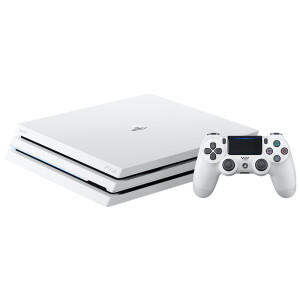 SONY (PS4 Pro host) PlayStation 4 Pro computer entertainment game console 1TB (white)