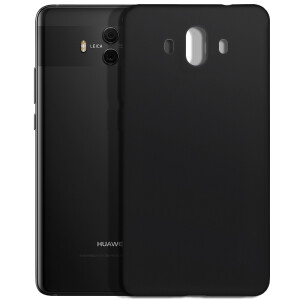 KOLA Huawei Mate10 shell silicone shell soft silicone case for Mate10 Huawei black