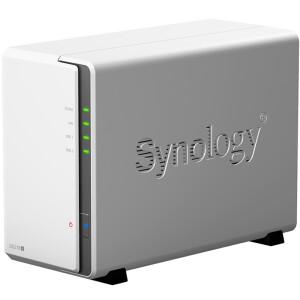 Synology DS218j 2-bay NAS Network Storage Server (no internal hard drive)