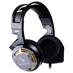 SOMIC G926 Head-Wearing Computer Gaming Headset Black