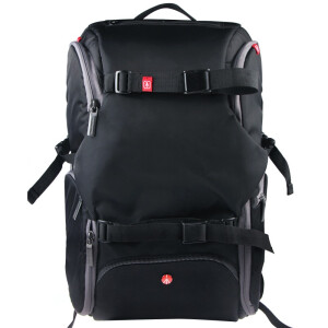 Manfrotto Camera Case Classic BeFree Travel Shoulder Bag One Machine Four Mirrors Large Capacity Standard Rain Cover MA-TRV-BW Brown