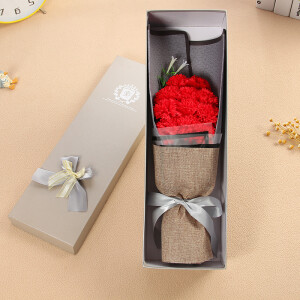 Dome recalls Teacher's Day gift 11 red gift box Thanksgiving creative gift to send mother to teacher 11 red gift box
