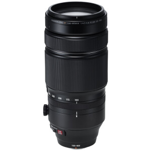 Fuji (FUJIFILM) XF100-400mm F4.5-5.6 R LM OIS WR 4 times telephoto zoom lens optical image stabilization all-weather body design