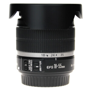 The weather is good 58mm screw hood can be used for Canon 700D 1300D 18-55 55-250 Nikon Samsung Olympus Fuji and other SLR micro single camera lens