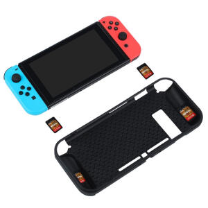 BUBM Nintendo Integrated Protective Case with Controller For NS Black