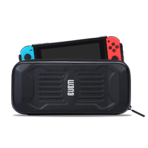 BUBM Nintendo switch package ns accessories package hard shell storage box game machine storage package switch protection package ultra-thin switch-ES gray